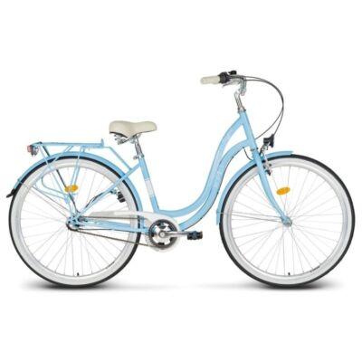 """Romet Angel 28"""" kerékpár - Kék"""