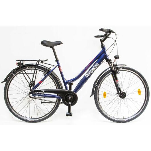 """Csepel Spring 100 28"""" 3 seb agyváltós kerékpár - Krém"""