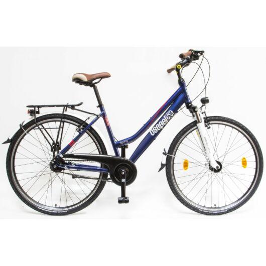"""Csepel Spring 200 28"""" 7 seb agyváltós kerékpár - Krém"""
