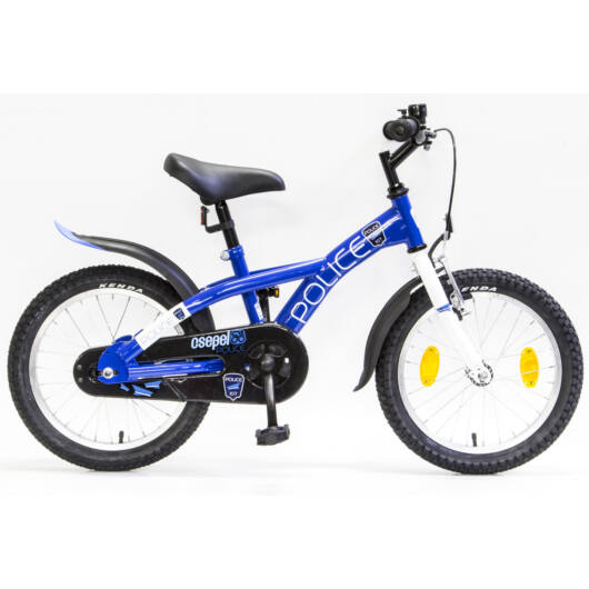 """Csepel Police 16"""" gyermek kerékpár - Kék"""
