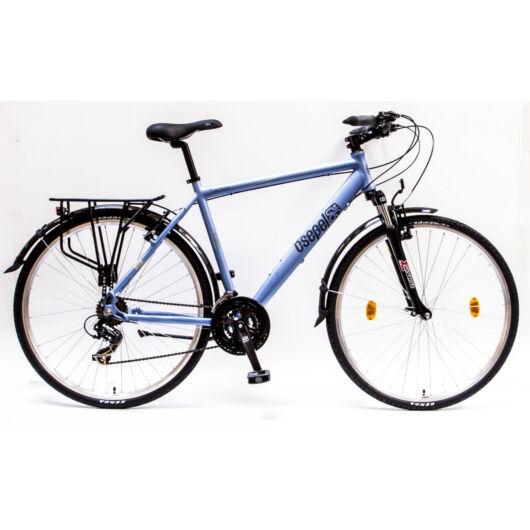 """Csepel Traction 100 28"""" Férfi kerékpár - Matt Kék"""