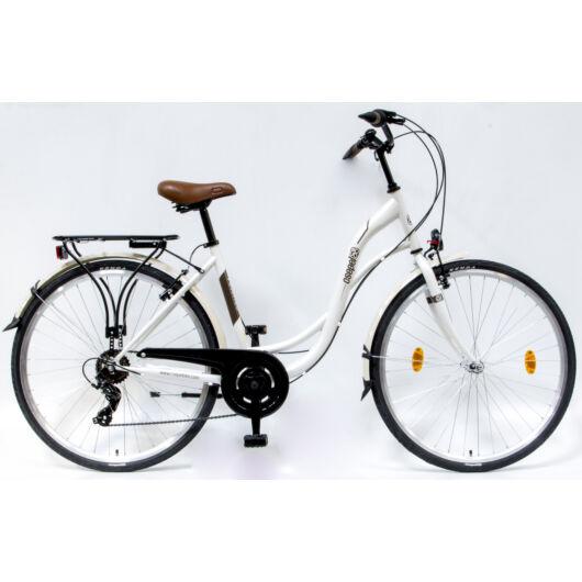 Csepel Velence kerékpár, 7 seb. - Krém