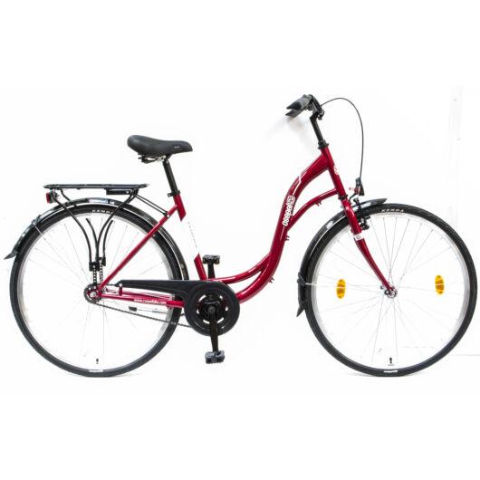 Csepel Velence kerékpár - Piros