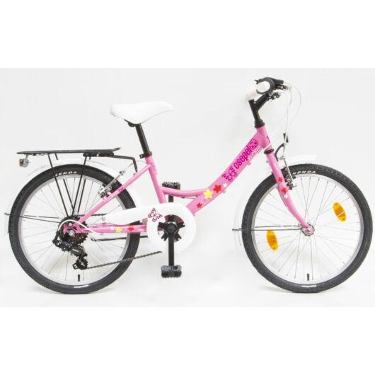 """Csepel Flora 20"""" gyermek kerékpár"""