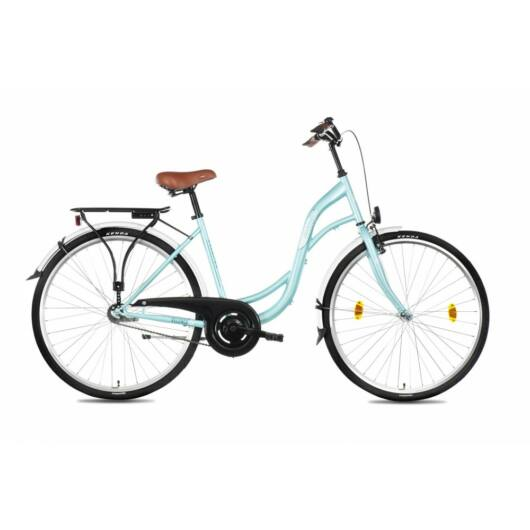 Csepel Velence kerékpár - Türkiz