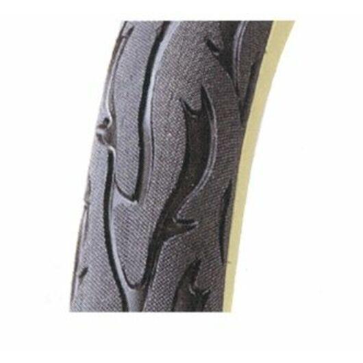 26X2,125 KENDA kerékpár külső gumi (K1008 Flame)